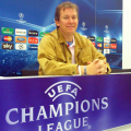 UEFA Champions League action